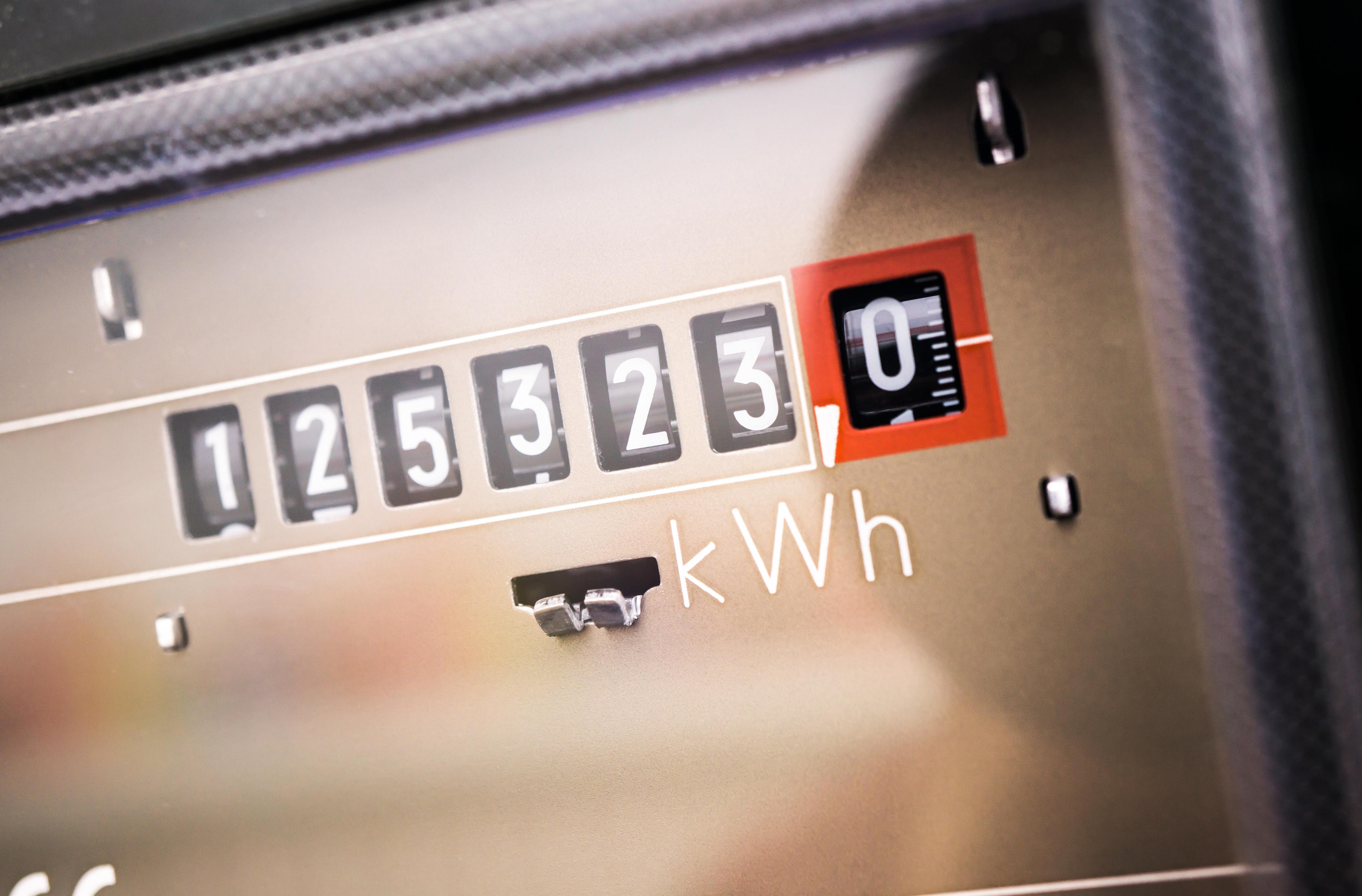 1 Kilowattstunde