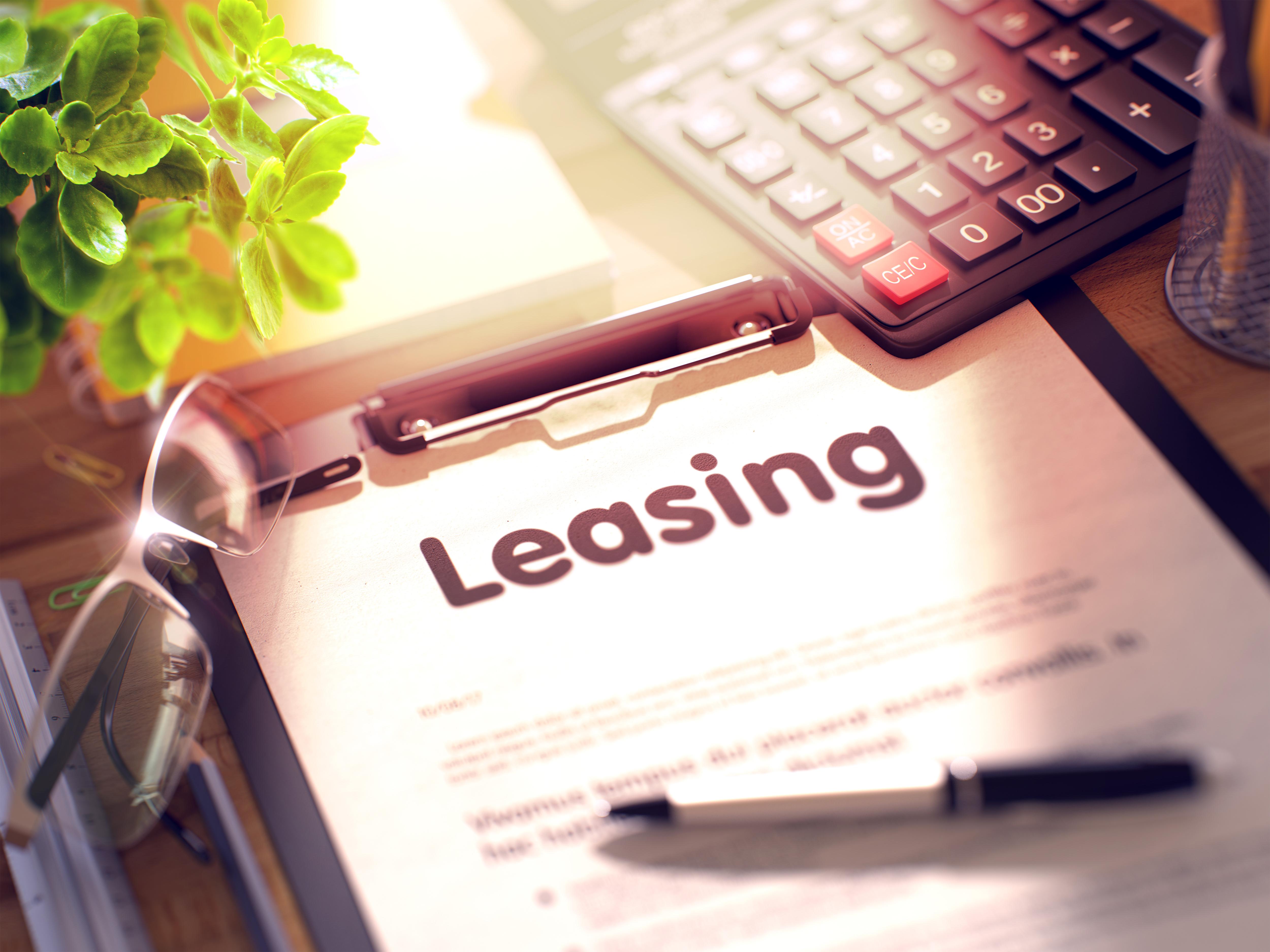 Direktes Leasing