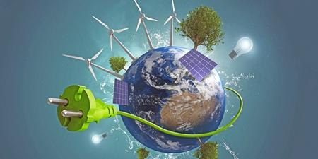 Weltweiter Stromverbrauch