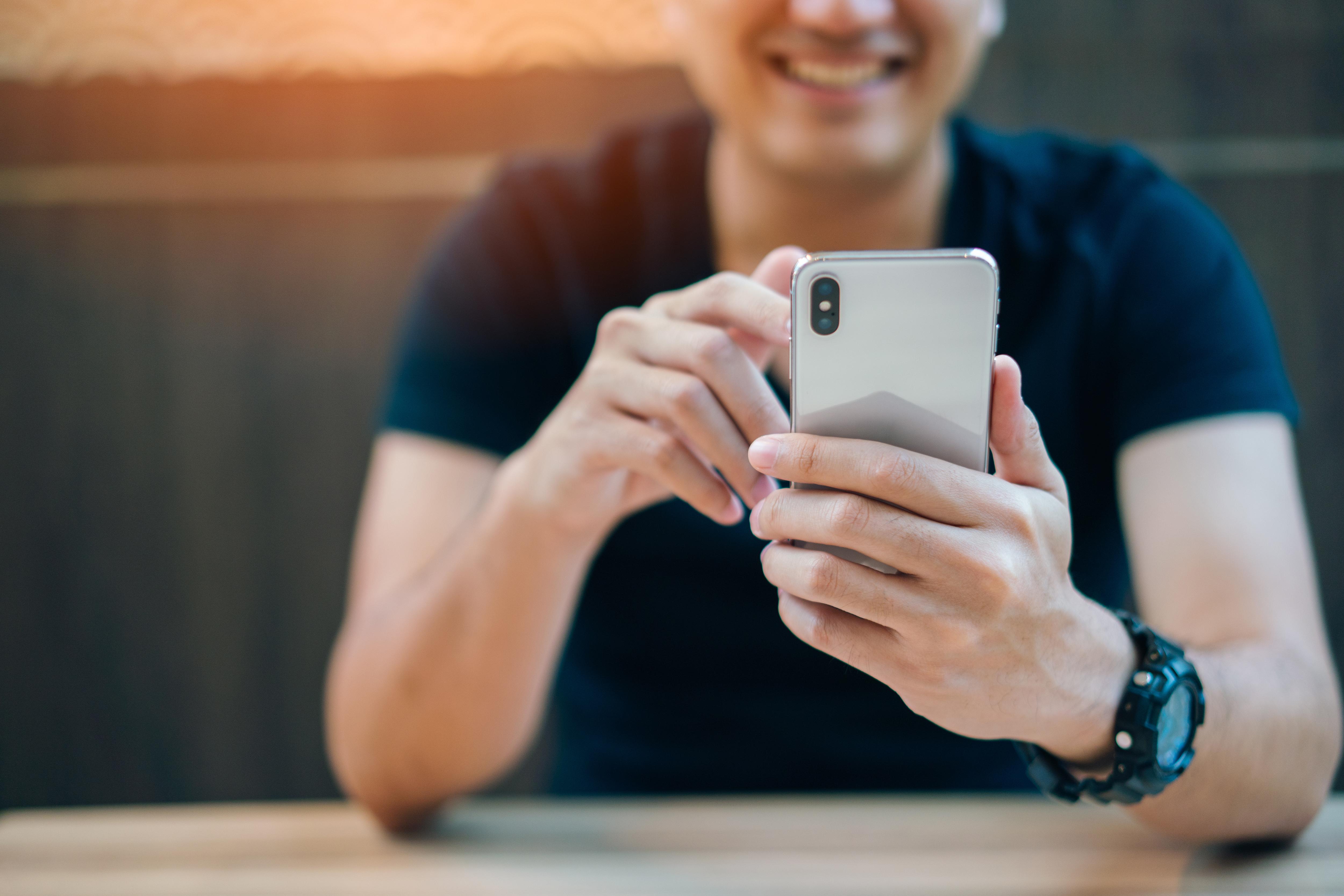 iPhone-Verkäufe