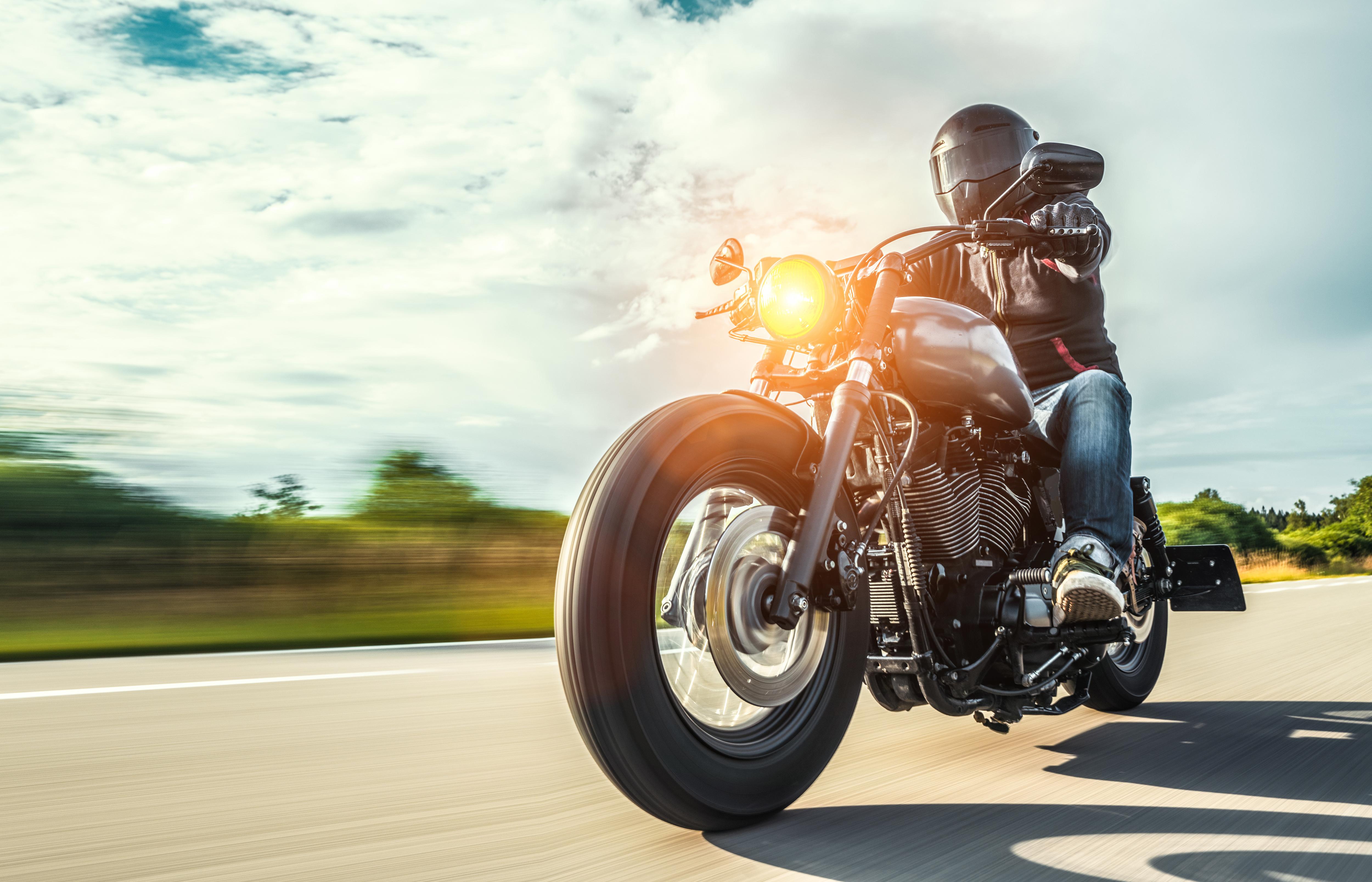 Motorrad versichern