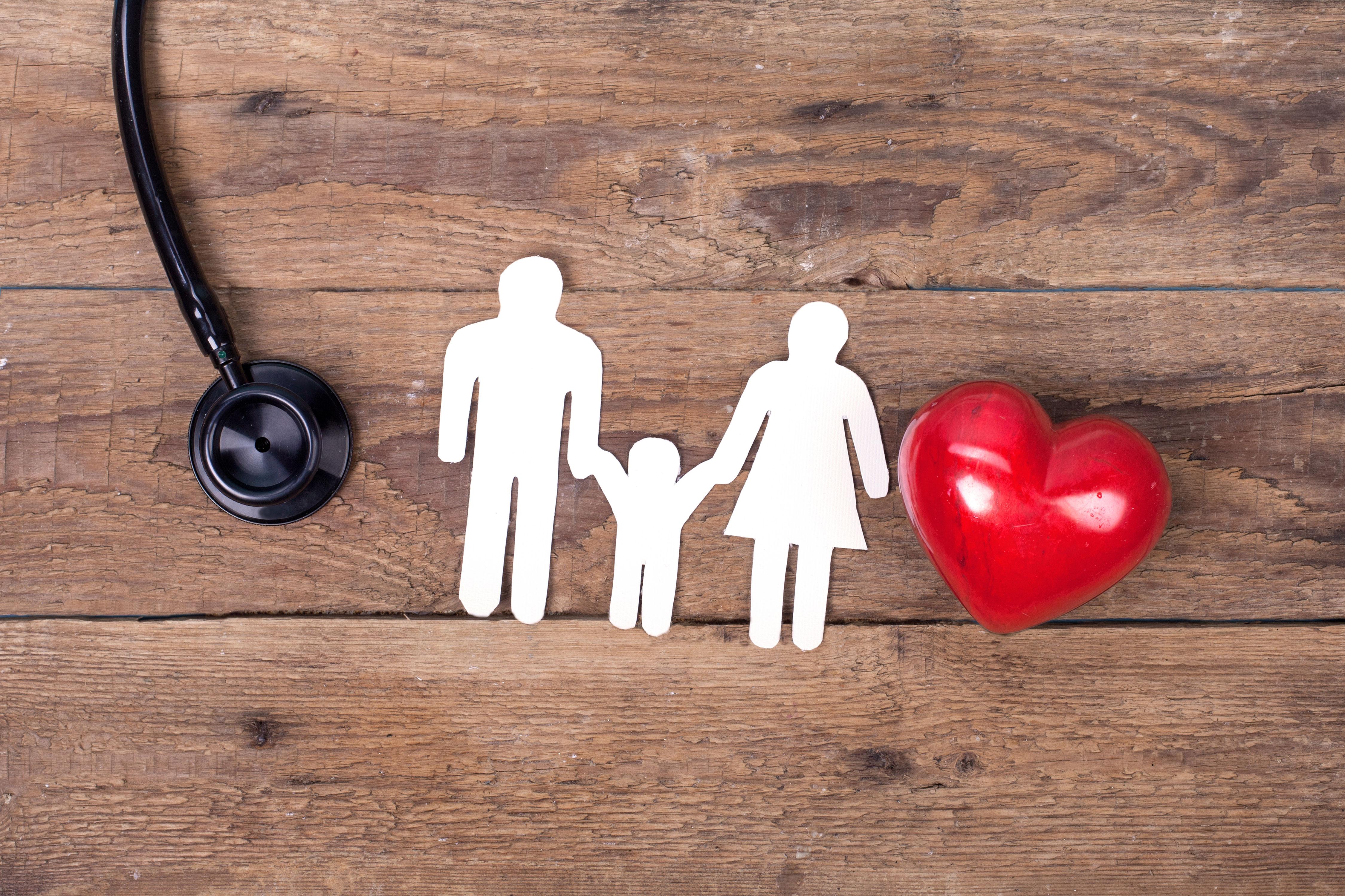 Familie und Gesundheit