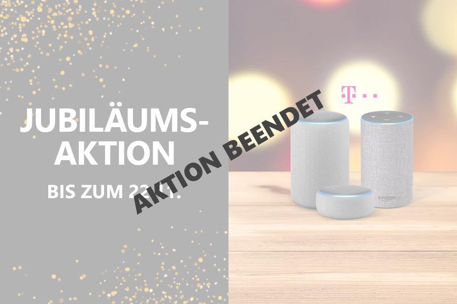 20 Jahre Teaser AmazonTelekom - Aktion beendet