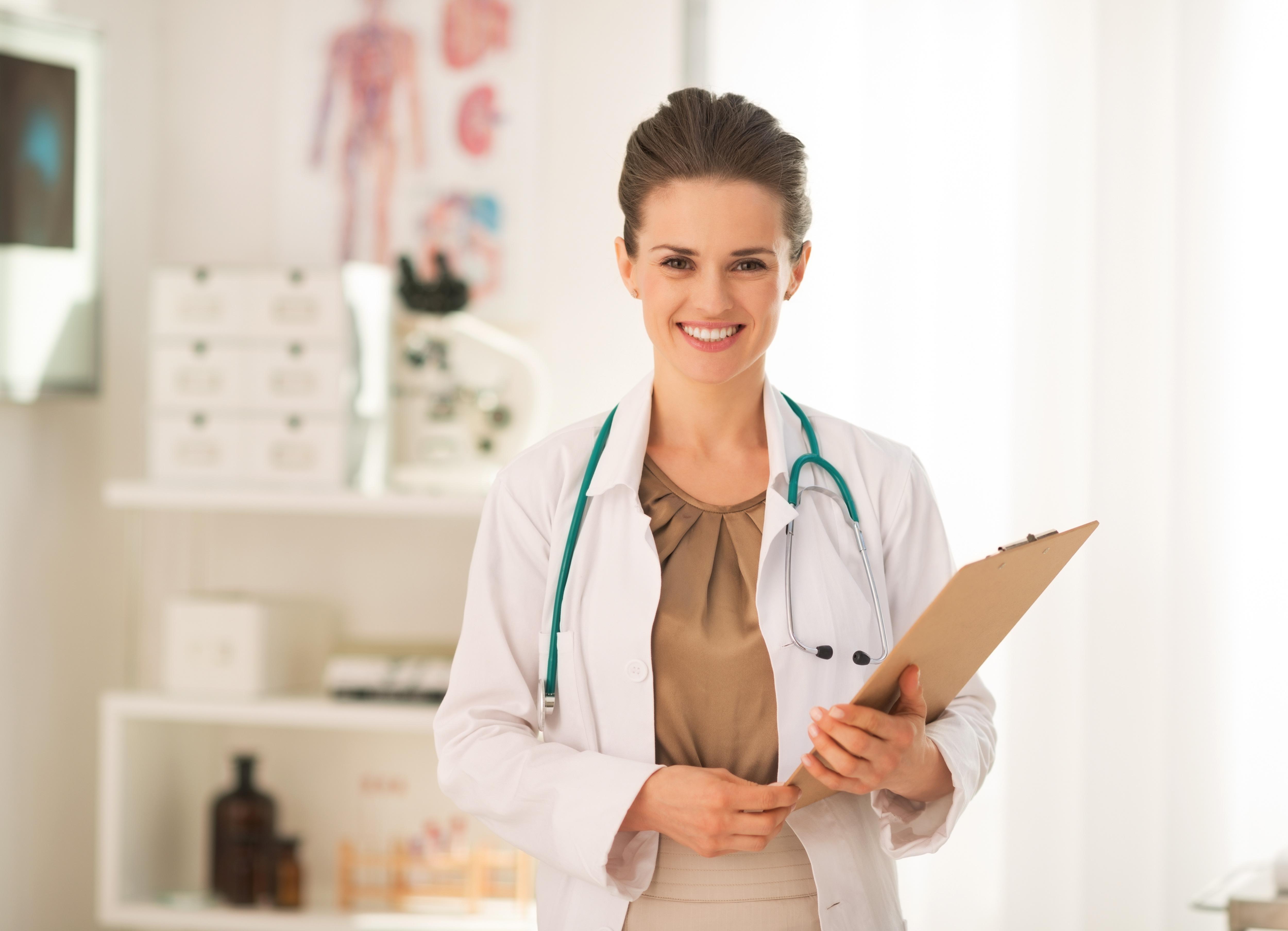 Gewerbe Arztpraxis