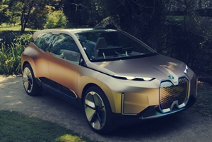 BMW Vision iNext News Spotpress