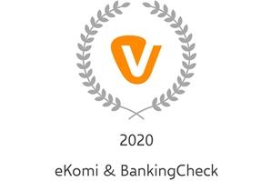 eKomi BankingCheck 2020