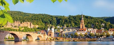 Stadtbild Heidelberg
