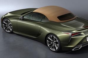 Lexus LC Cabriolet News Spotpress 2