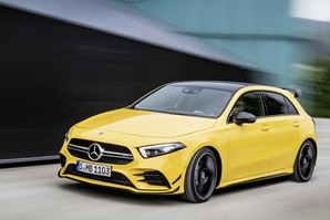 Mercedes A 35 News Spotpress 2