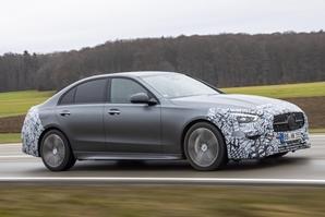 Mercedes C-Klasse SpotPress 3