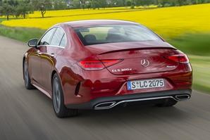 Mercedes CLS 300 News Spotpress 2