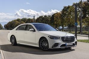 Mercedes S 500 L News Spotpress 2