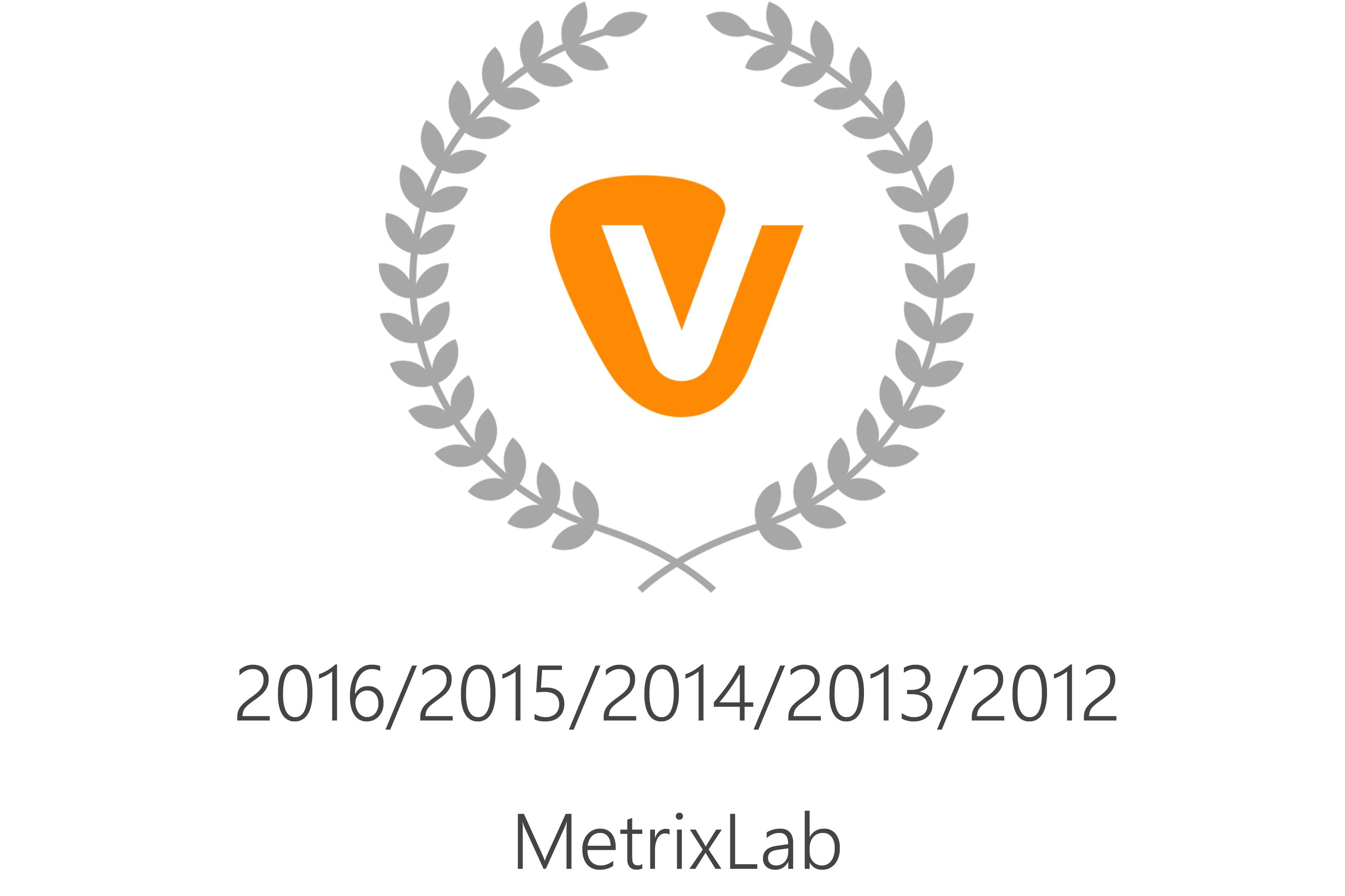 MetrixLab_2016-2015-2014-2013-2012