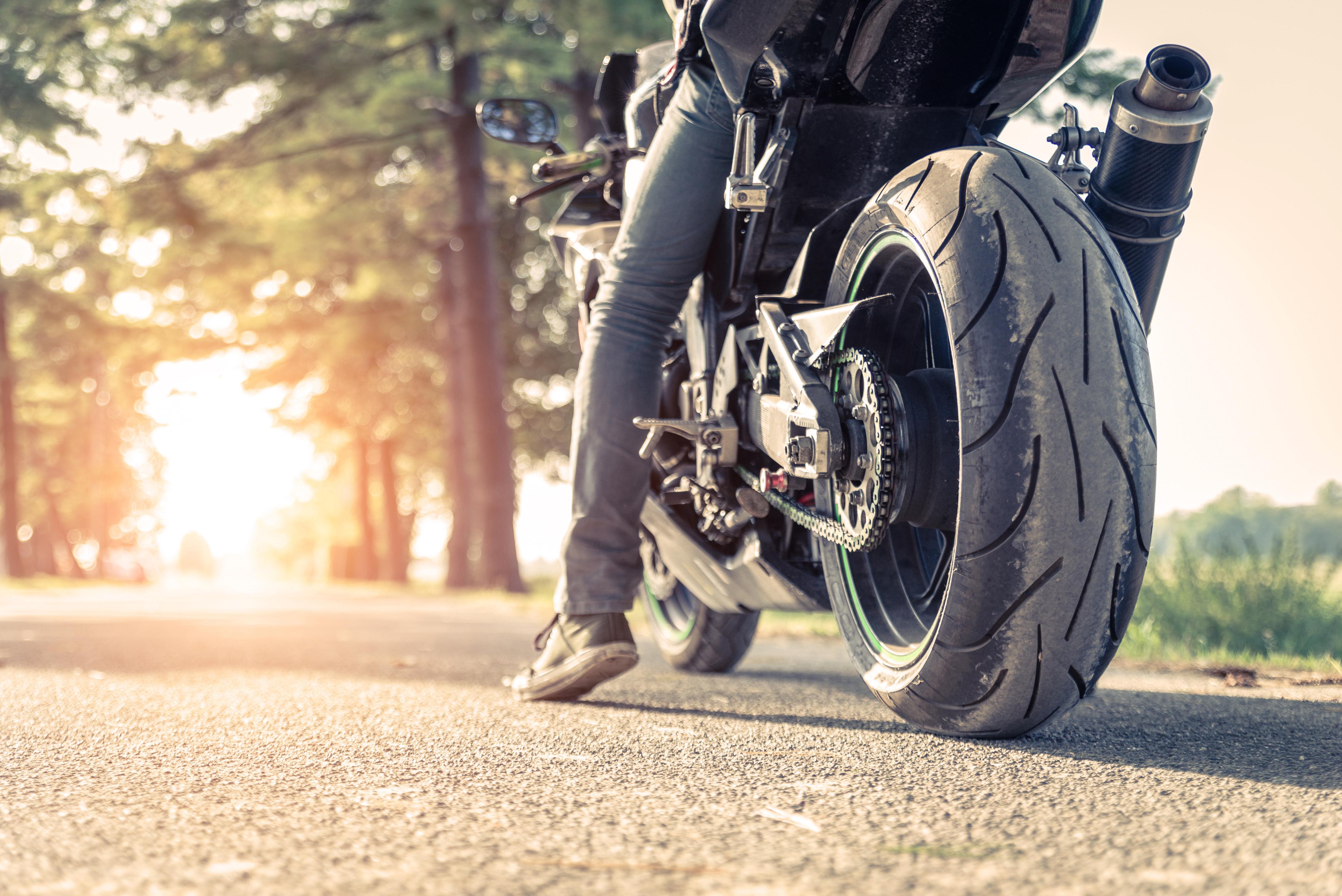 Motorraddiebstahl