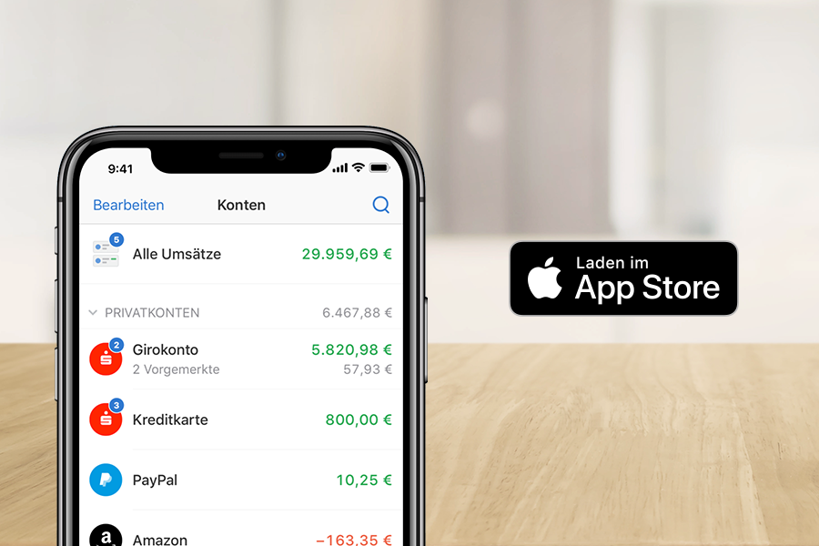 Outbank im App Store
