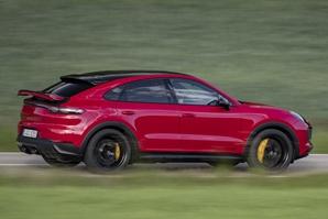 Porsche Cayenne GTS News Spotpress 2