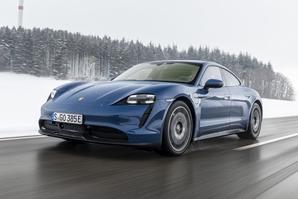Porsche Taycan News Spotpress 2