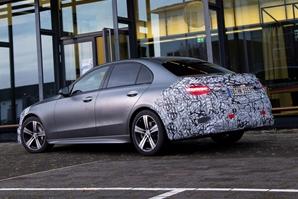 Mercedes C-Klasse SpotPress 2