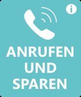 Siegel Anrufen und Sparen - Click to Call