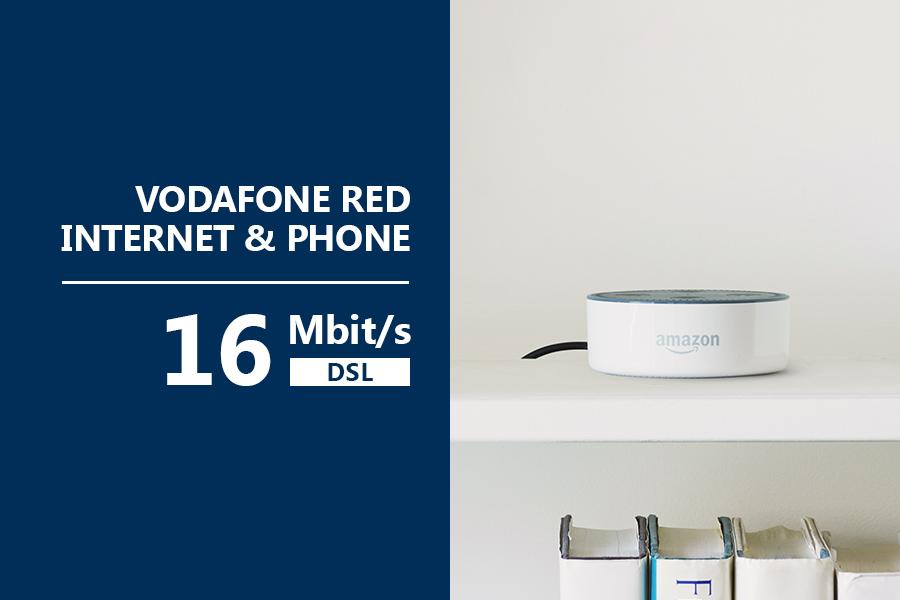VF Red 16Mbits DSL