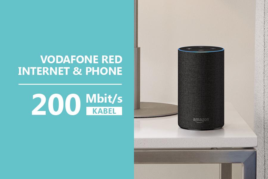 VF Red 200Mbits Kabel