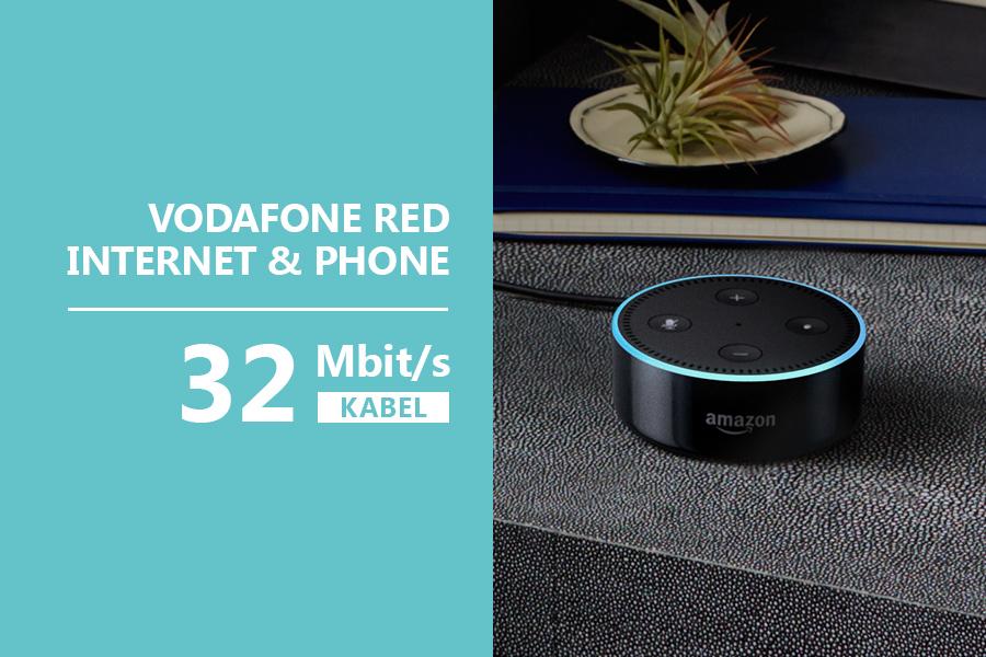 VF Red 32Mbits Kabel