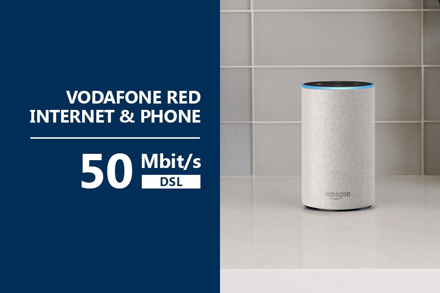 VF Red 50Mbits DSL