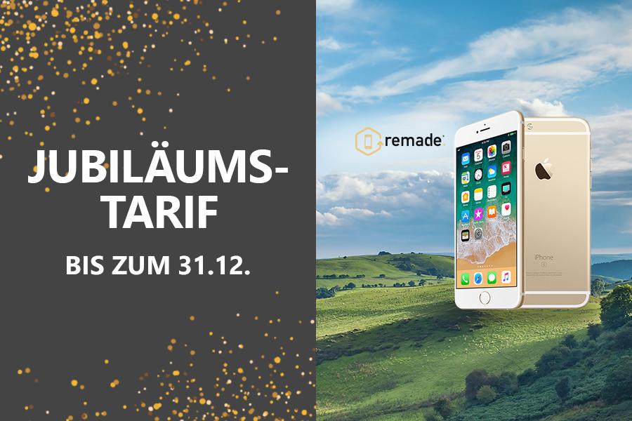 Teaser Remade iPhone 6s - 20 Jahre Jubiläum