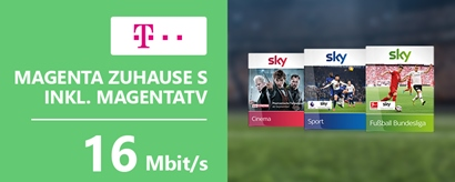 Teaser Magenta Zuhause S Sky-Telekom Aktion