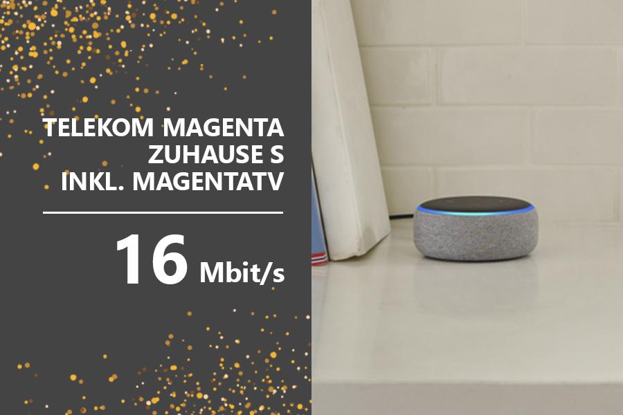 Teaser AmazonTelekom - Telekom MagentaTV Echo-Dot