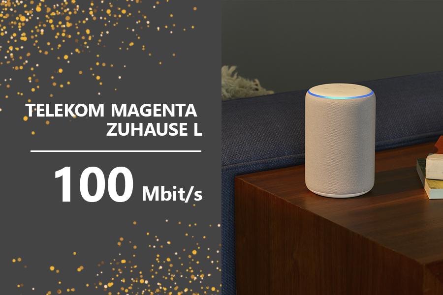 AmazonTelekom - Telekom MagentaZuhauseL Echo-Plus