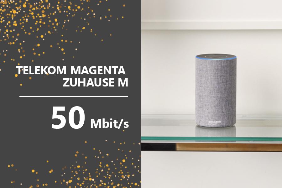 Teaser AmazonTelekom - Telekom MagentaZuhauseM Echo