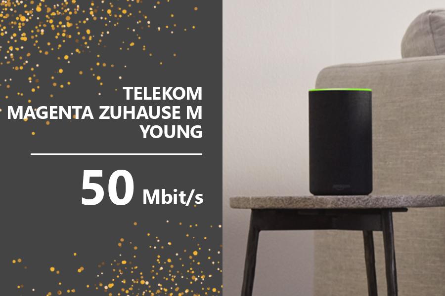 Teaser AmazonTelekom - Telekom MagentaZuhauseMYoung Echo