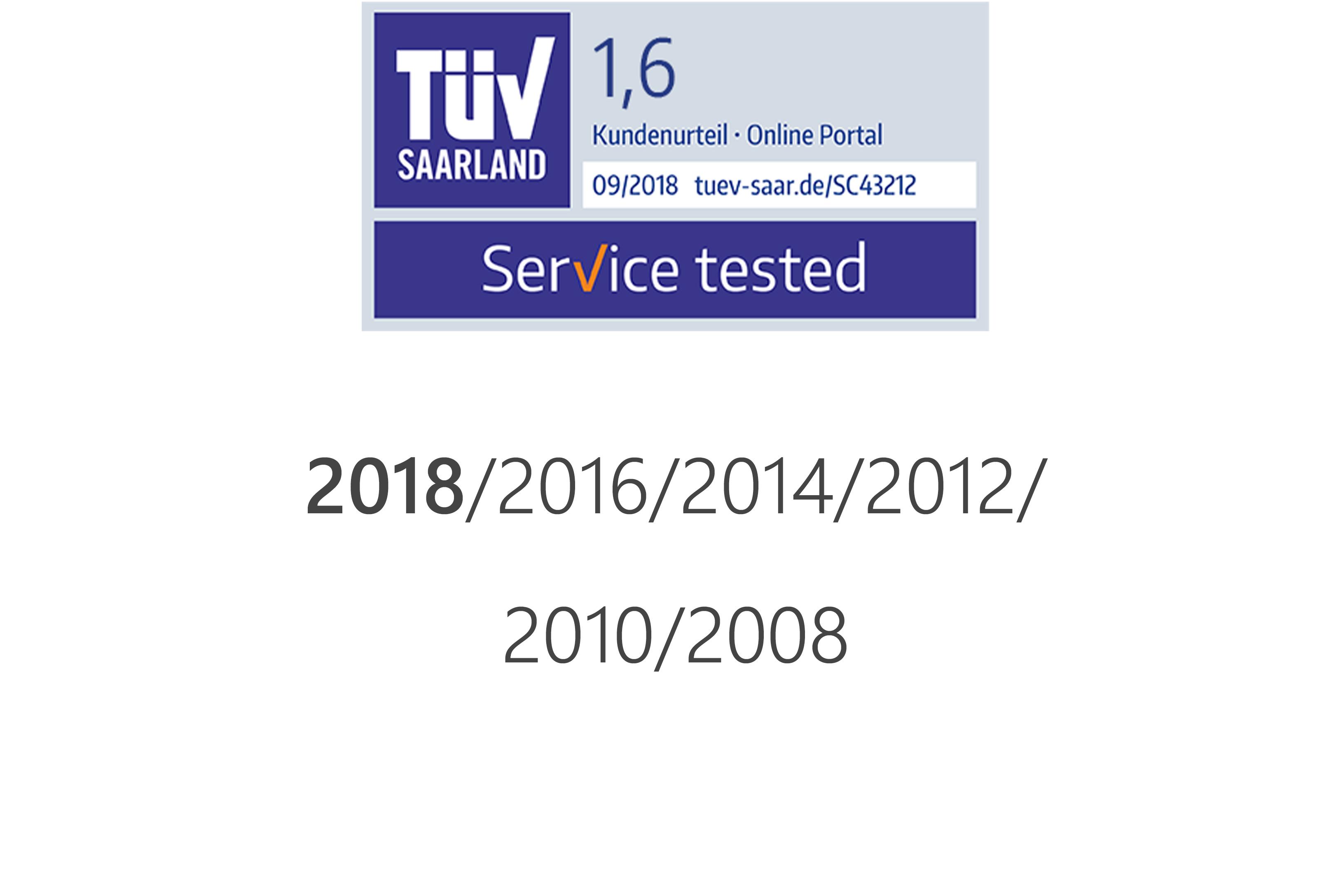TUV_2018-2016-2014-2012-2010-2008