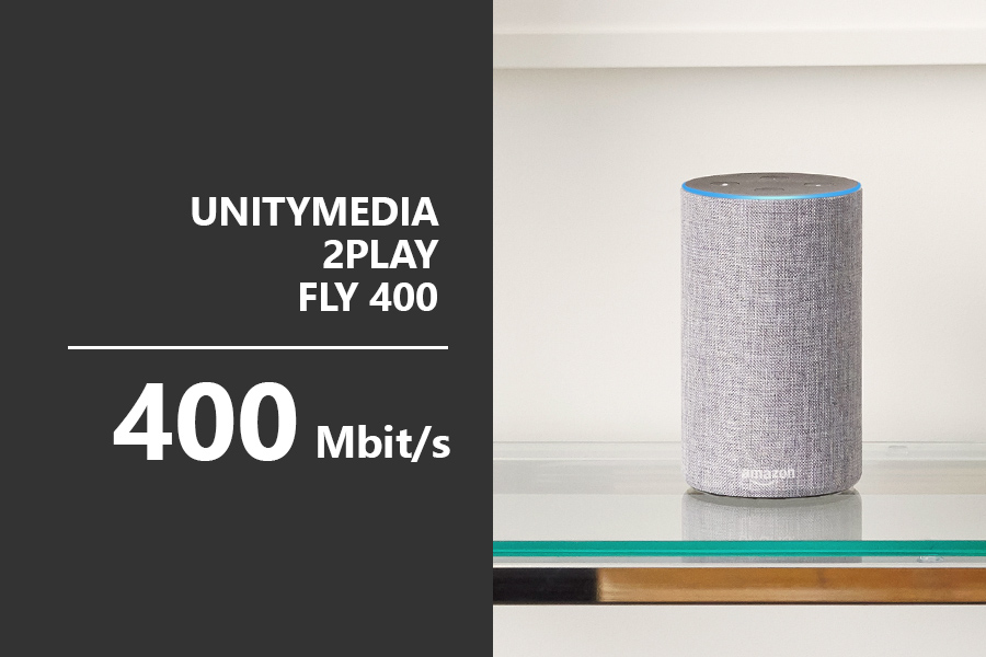 Telco Kampagne Teaser 2Play Fly 400