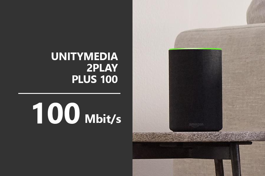Telco Kampagne Teaser 2Play Plus 100
