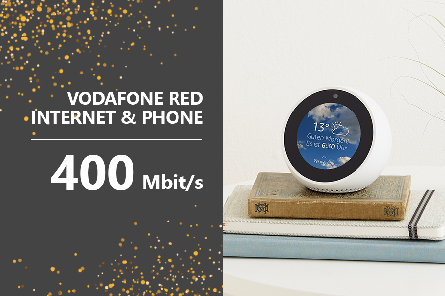 Vodafone Red400 Echo Spot