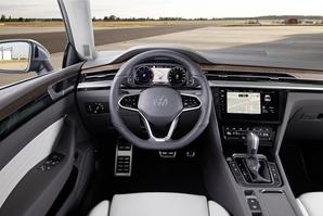 VW Arteon Shooting Brake News Spotpress 2