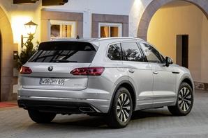 VW Touareg News Spotpress 2